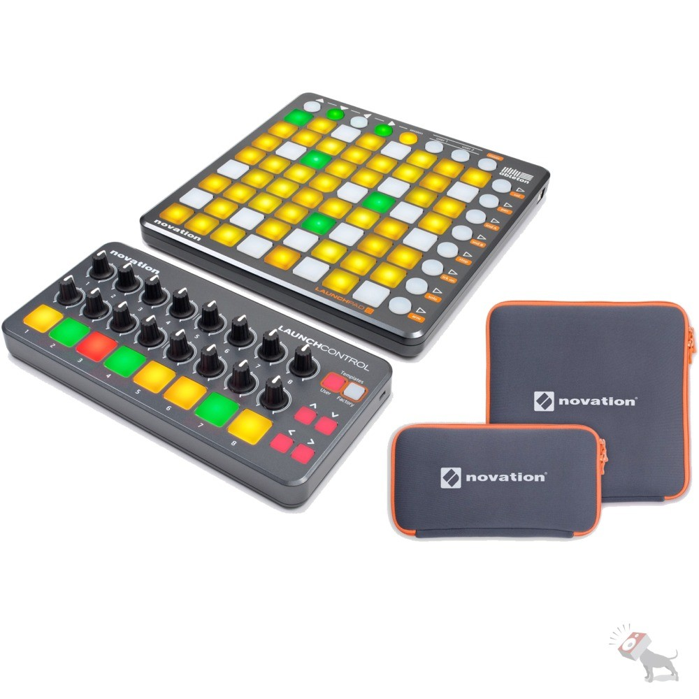 Launchpad Control Pack main