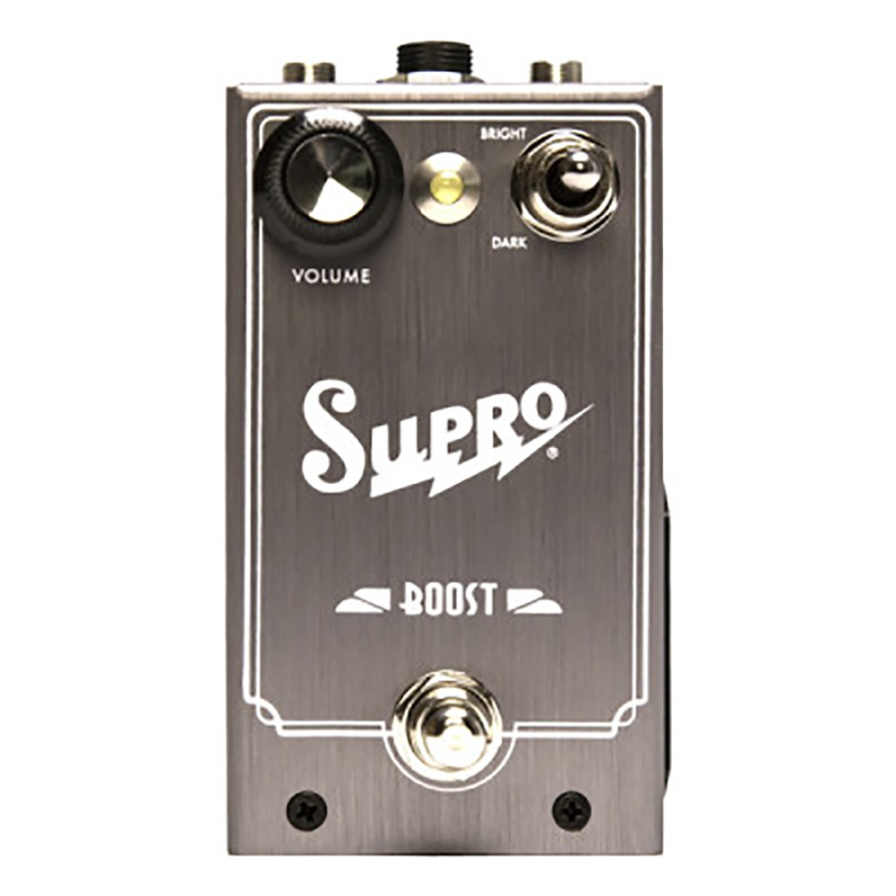 Supro 1303 Boost Guitar Effects Pedal