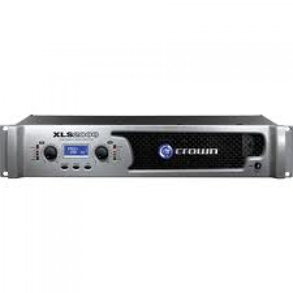Crown XLS2000 Drivecore Power Amplifier Stereo PA xls 2000 Powered Amp