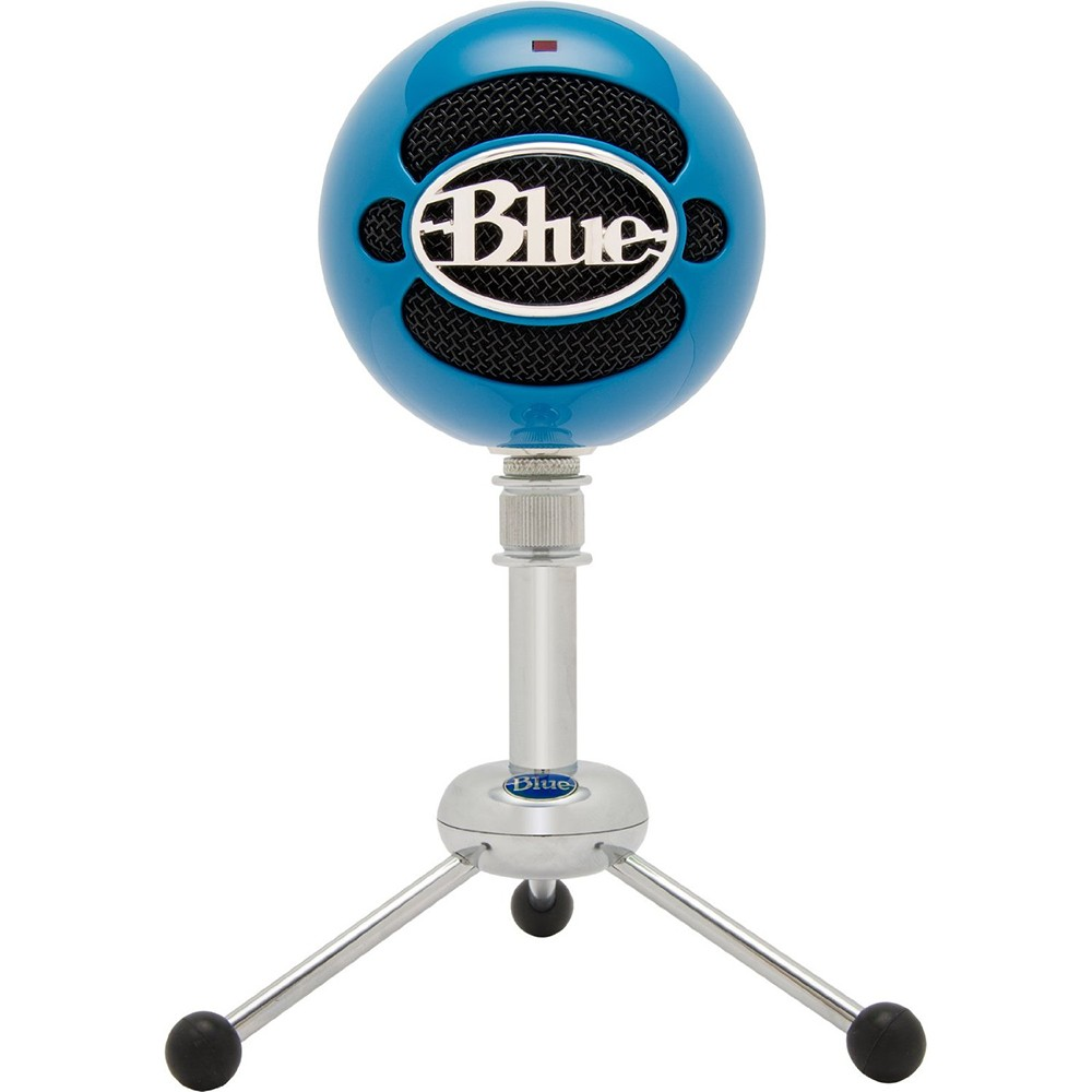 Blue Microphones Snowball Usb Microphone Blue